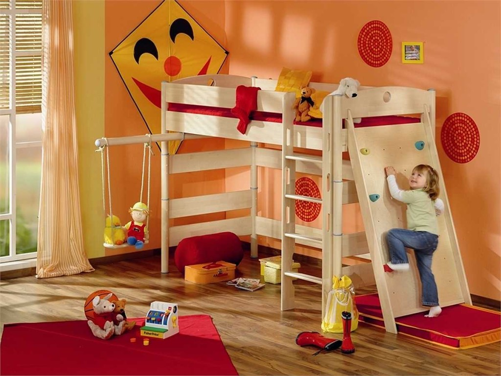 More-funny-play-beds-for-cool-kids-room-design-by-paidi-rooms